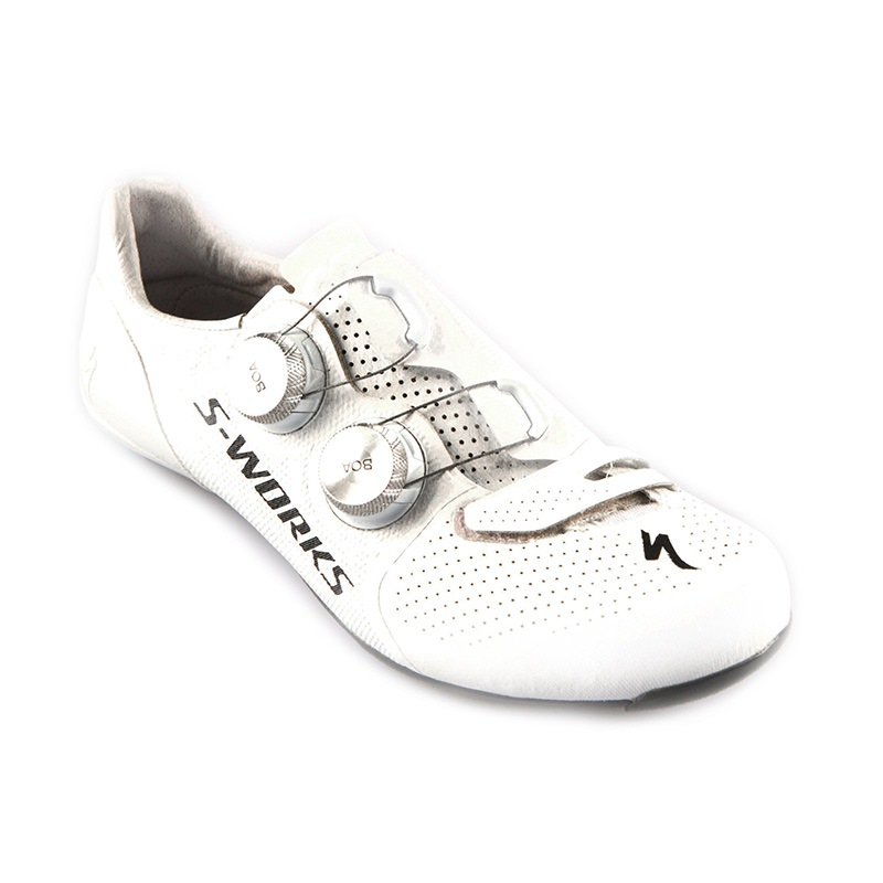 Specialized S-Works 7 Road Schuh Gr. 40,5 White Modell 2019