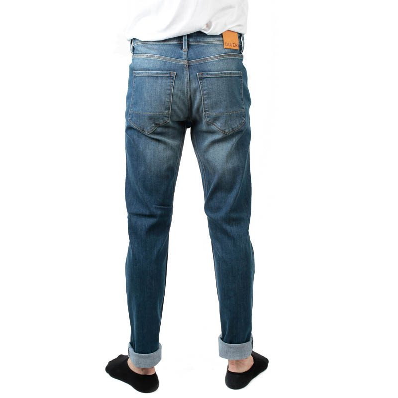 DU/ER Performance Denim Slim Fit Galactic Stretch Jeans - Gr. L32/W31